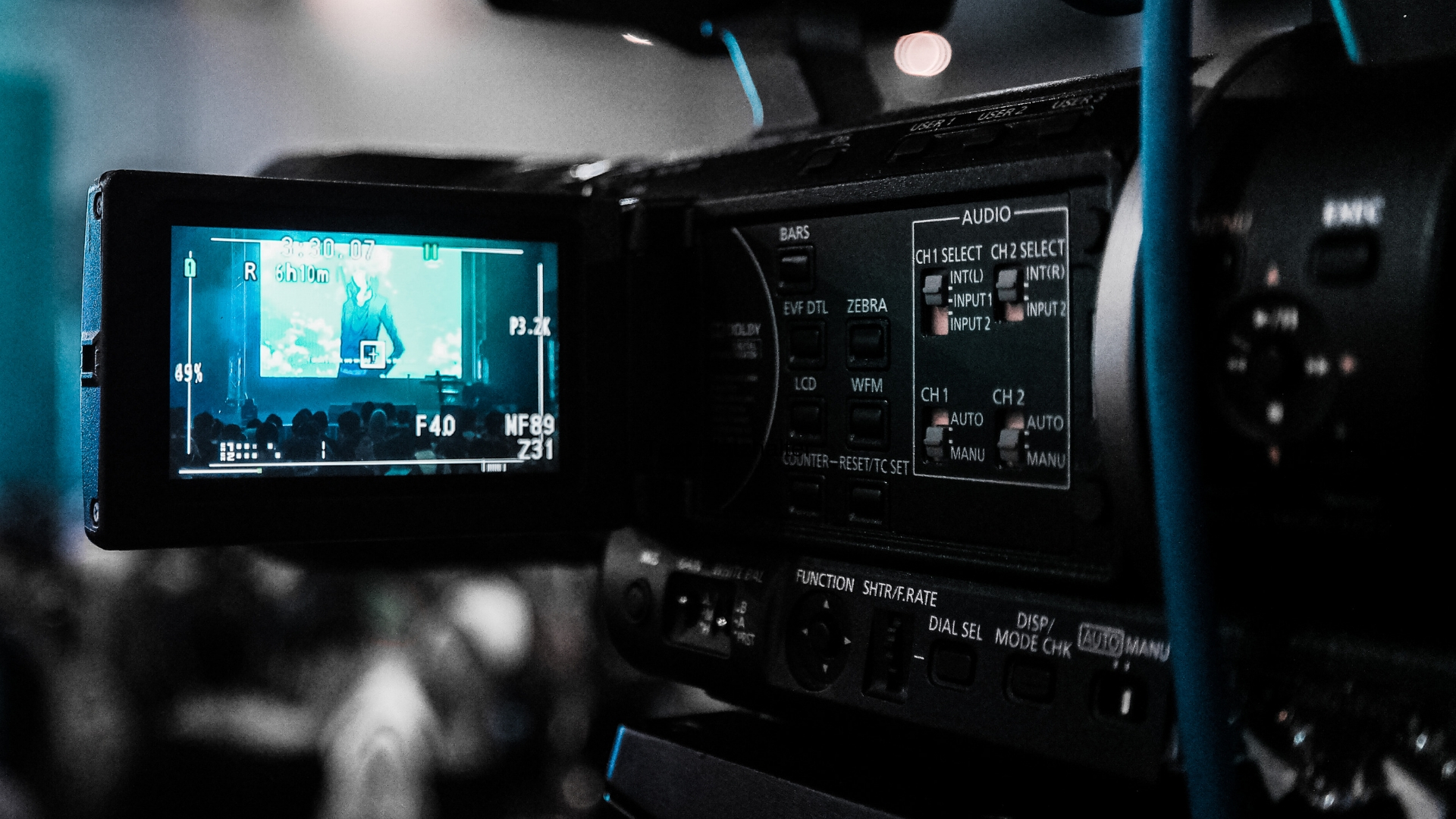 Neues Video über »Stellwerk 4« online