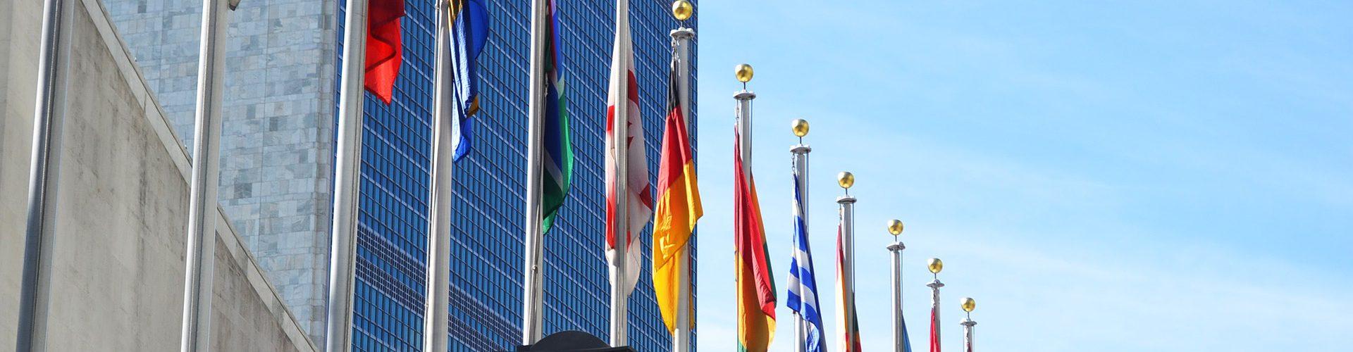 KIW stellt sich der UN in NewYork vor
