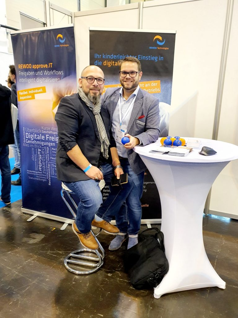 KIW auf auf dem Digital Future Congress 2019