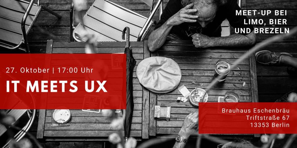 IT meets UX